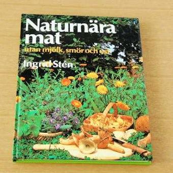 スウェーデンで見つけた古い料理本(1)の商品写真