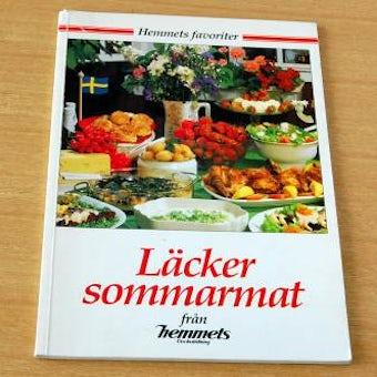 スウェーデンで見つけた古い料理本(2)の商品写真