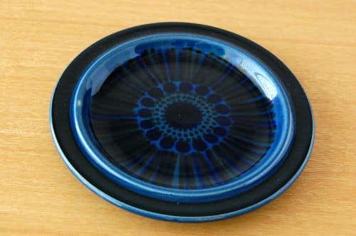 ARABIA/アラビア/KOSMOS/コスモス/デザートプレート(ブルー・16cm)の商品写真