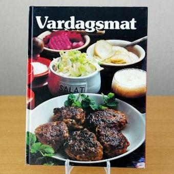 スウェーデンで見つけた古い本/お料理の本(2)の商品写真