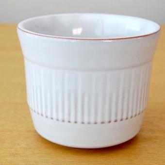 スウェーデンで見つけた陶器の植木鉢(2)の商品写真