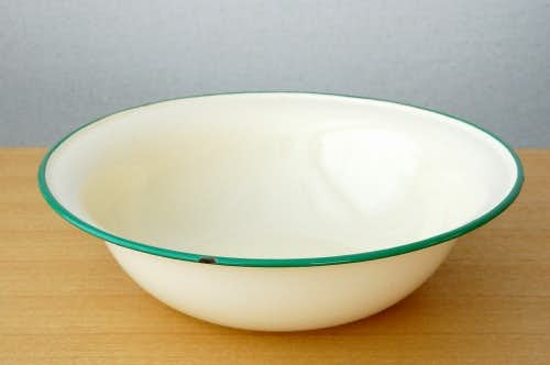 KOKUMS/コクムス/ホーロー製のボウル(洗面器)の商品写真