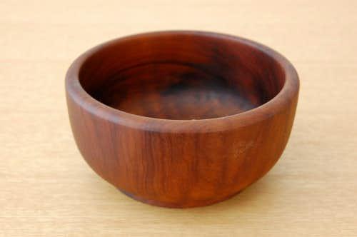 スウェーデンで見つけた木製ボウル(2)の商品写真