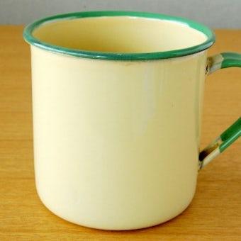 KOCKMUS/コクムス/ホーロー製のマグカップの商品写真