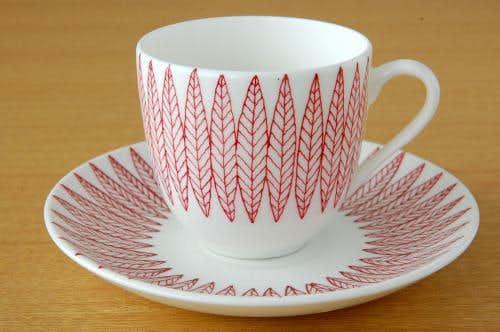 GUSTAVSBERG/グスタフスベリ/SALIX/コーヒカップ&ソーサーの商品写真