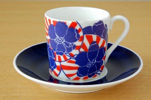GUSTAVSBERG/グスタフスベリ/JAPAN/コーヒーカップ&ソーサーの商品写真