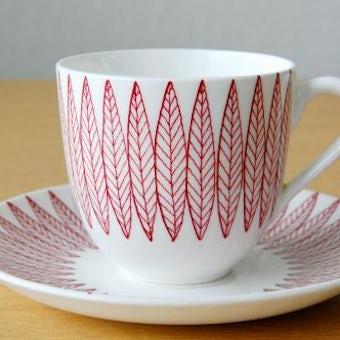 GUSTAVSBERG/グスタフスベリ/SALIX/サリックス/コーヒーカップ&ソーサーの商品写真