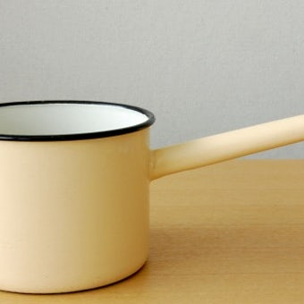 KOCKUMS/コクムス/ホーロー製の片手鍋(蓋なし)の商品写真
