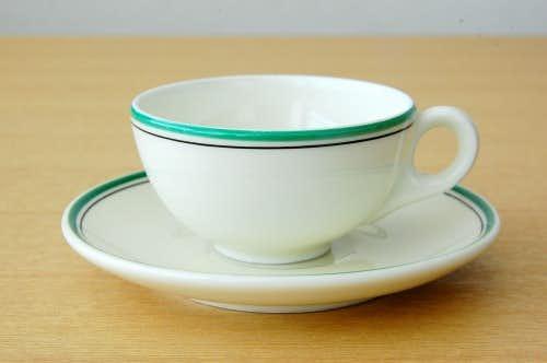 Upsala Ekeby/ウプサラエクビイ/KARLKRONA釜/コーヒーカップ&ソーサー(僅かに難あり)の商品写真