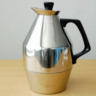 スウェーデン製/Sigvard Bernadotteデザイン/ステンレス魔法瓶(1L)の商品写真