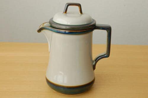 デンマーク/B&G/ストーンウェアのコーヒーポットの商品写真