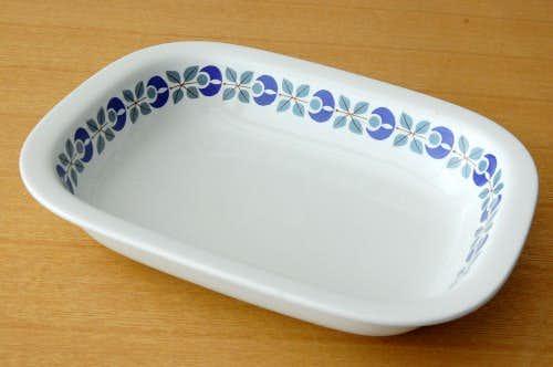 Rorstrand/ロールストランド/RIVO/スクエアプレート(深皿)の商品写真