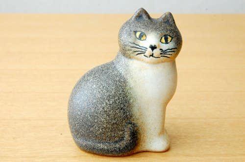 GUSTAVSBERG/グスタフスベリ/Lisa Lason/リサ・ラーソン/猫のオブジェの商品写真
