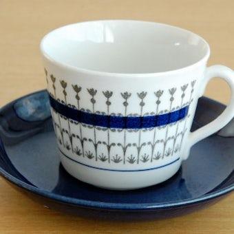 Upsala Ekeby/ウプサラエクビィ/SMIDE/コーヒーカップ&ソーサーの商品写真