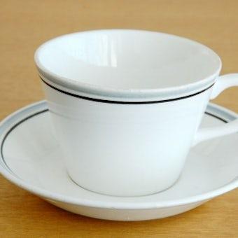 GUSTAVSBERG/グスタフスベリ/コーヒーカップ&ソーサー(僅かに難あり)の商品写真