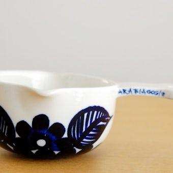 ARABIA /アラビア/GOG/陶器のソースポット(お花)の商品写真