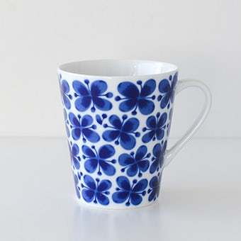 【取り扱い終了】Rorstrand/ロールストランド/MON AMIE/モナミ/マグカップ(取っ手付き340ml)の商品写真