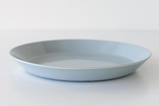 iittala/イッタラ/Teema/ティーマ/プレート 26cm/パールグレーの商品写真