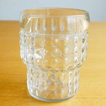 デンマークで見つけたグラスの商品写真