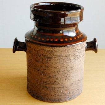 スウェーデン/GABRIEL釜/陶器の花瓶(壷)の商品写真