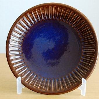 GEFLE(upsala ekeby)/ゲフル(ウプサラ・エクビイ)/KOSMOS/コスモス/プレート(19cm・僅かに難あり)の商品写真