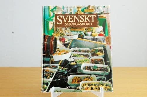 スウェーデンで見つけた古いレシピ本の商品写真