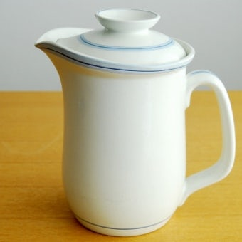 GUSTAVSBERG/グスタフスベリ/Rolett/陶器のコーヒーポットの商品写真