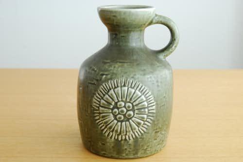 RORSTRAND/ロールストランド/Gunnar Nylundデザイン/ZENIT/陶器の花瓶(持ち手付き)の商品写真