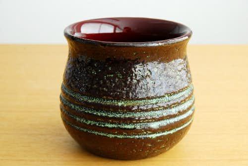 Upsala Ekeby/ウプサラエクビィ/陶器のポットの商品写真
