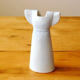 【取扱い終了】Lisa Larson/リサ・ラーソン/Wardrobe/ワードローブ/花瓶/ドレスの商品写真