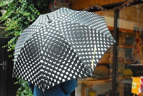 lisbetfriis/リズベットフリース/傘/ブラックの商品写真