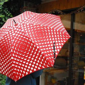 【次回10月入荷予定】lisbetfriis / リズベットフリース / 傘 / レッドの商品写真