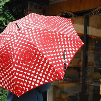 lisbetfriis / リズベットフリース / 傘 / レッドの商品写真