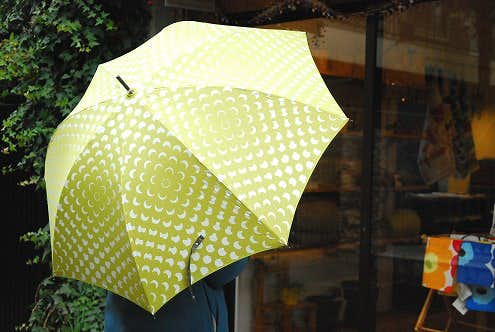 lisbetfriis/リズベットフリース/傘/グリーンの商品写真
