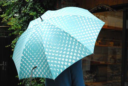 lisbetfriis/リズベットフリース/傘/ライトブルーの商品写真