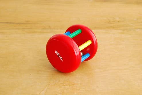【取扱終了】BRIO/ブリオ/おもちゃ/すずのガラガラの商品写真