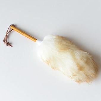 ニュージーランド/ダスター/天然羊毛100%のホコリ取り(S)の商品写真