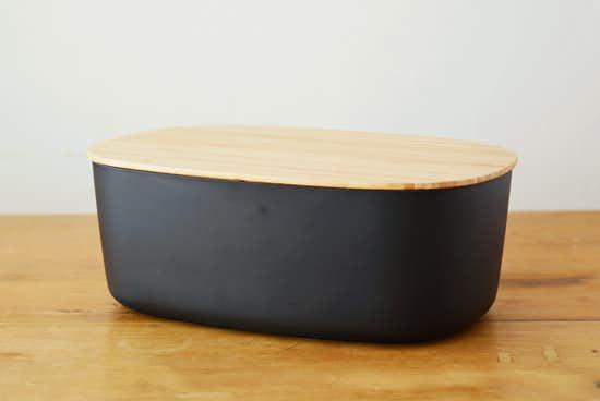 ステルトン/RIGTIG/リグティグ/ブレッドボックス(黒)の商品写真