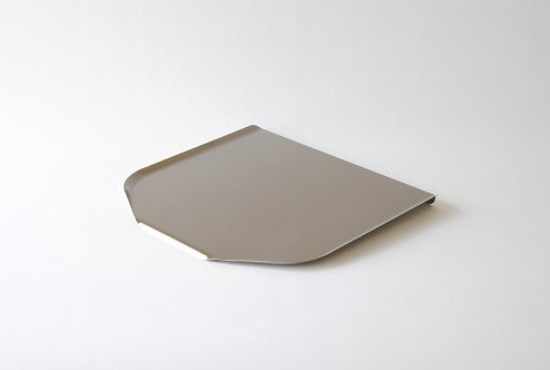 la base/ラバーゼ/ステンレス水切りトレー(小)の商品写真