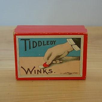 スウェーデンで見つけた古いゲームボックスの商品写真