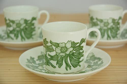 グスタフスベリ ポーリン GUSTAVSBERG  PAULIN  コーヒーカップ&ソーサーの商品写真