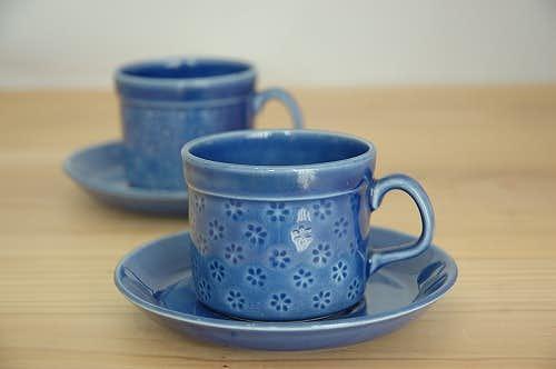グスタフスベリ ベロニカ GUSTAVSBERG  VERONIKA  コーヒーカップ&ソーサーの商品写真
