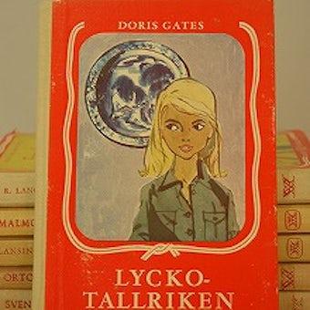 スウェーデンで見つけた古い児童書の商品写真