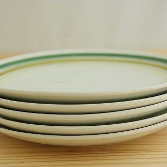 グスタフスベリ GUSTAVSBERG  FAUNA  デザートプレート 5枚セット スティグ・リンドベリデザインの商品写真