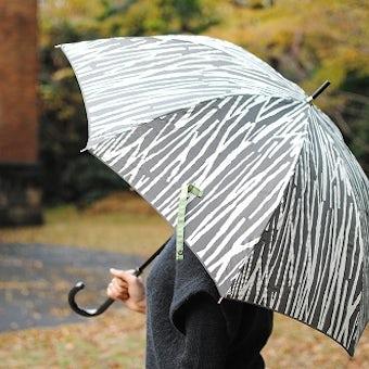 【次回10月入荷予定】kura/Bamboo/バンブー/傘(グレー)の商品写真