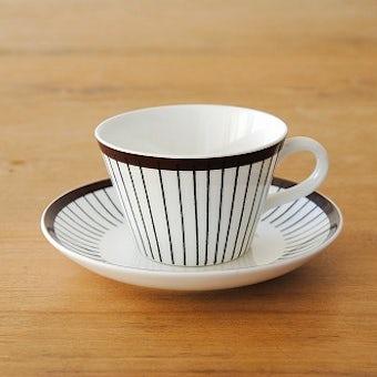 グスタフスベリ/スティグ・リンドベリ/SPISA RIBB/コーヒーカップ&ソーサーの商品写真