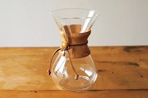 【取扱終了】CHEMEX/ケメックス/コーヒーメーカー6人用の商品写真