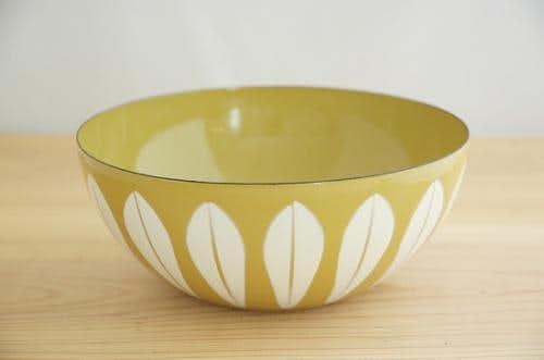 CATHERINEHOLM  bowl/キャサリンホルム ボウル オリーブグリーン(M)の商品写真