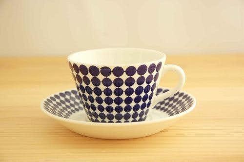 Gustavsberg/ADAM/グスタフスベリ/アダム/コーヒーカップ&ソーサーの商品写真