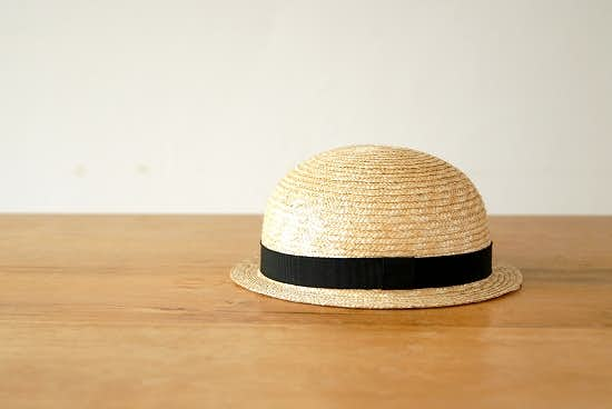 CLASKA/クラスカ/麦わら帽子(ベビー)/頭囲48cmの商品写真
